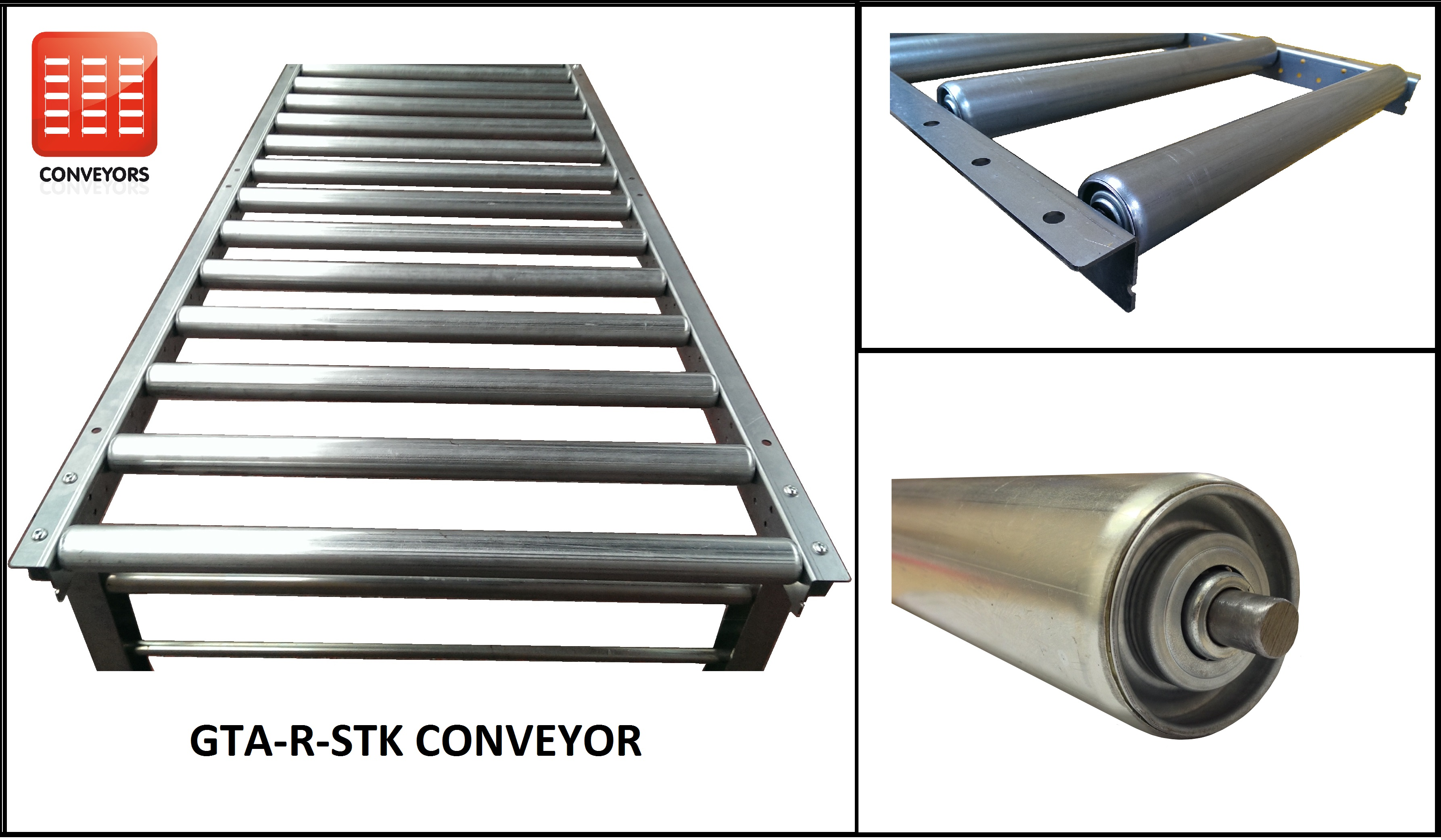 General purpose Conveyor GTA-R track (bespoke)